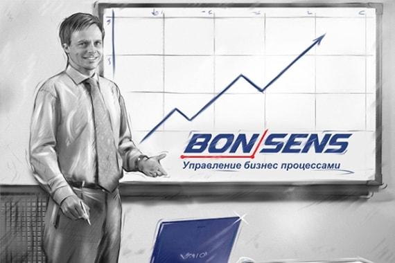 Відео презентація програми Bon Sens