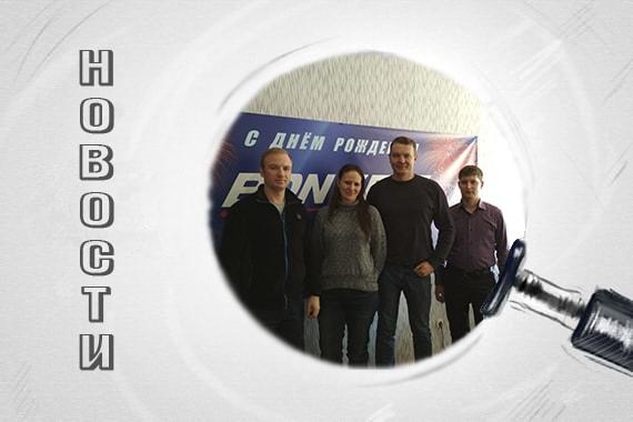 Представители компании Bon Sens с Казахстана у нас в гостях