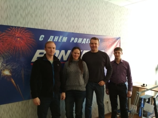 Представители Bon Sens из Казахстана у нас в гостях