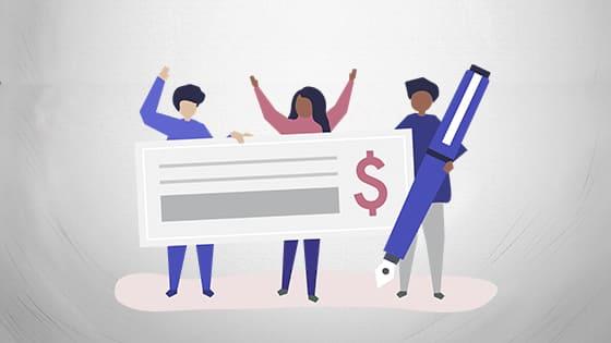 Розрахунок заробітної плати по сплачених рахунках і розподіл за видами діяльності