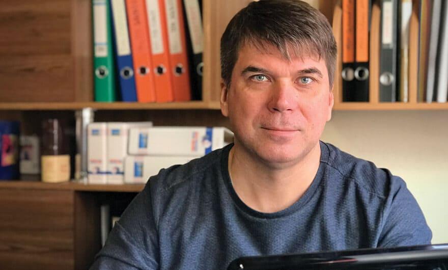 Олександр Демченко - автор програми Bon Sens