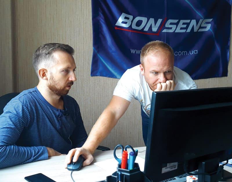 Команда Bon Sens